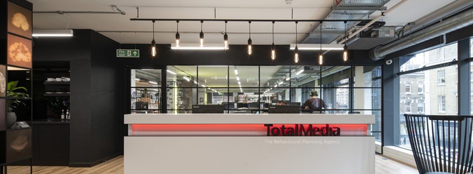 Total Media office