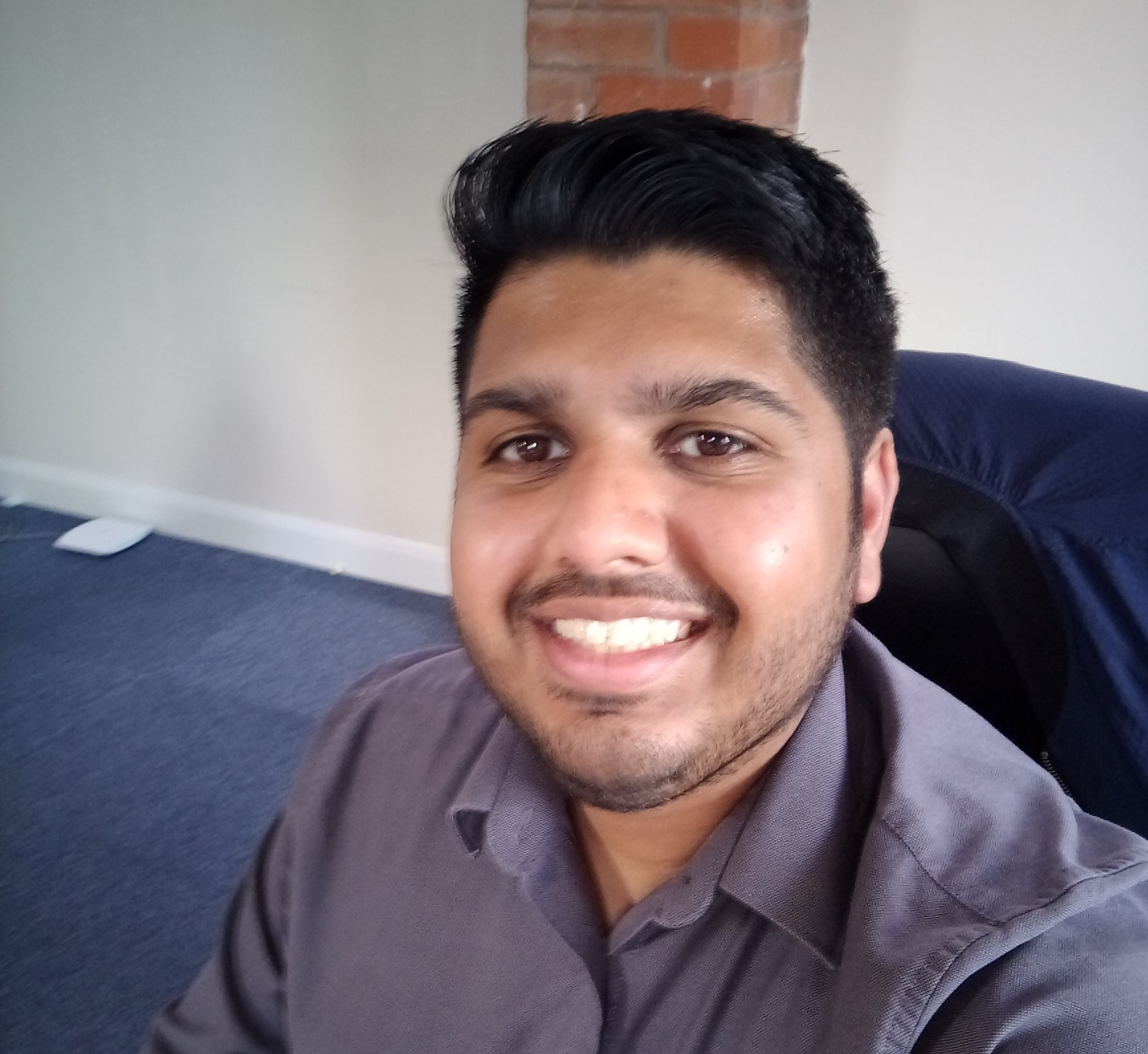 Mitesh Mistry - Junior Digital Executive